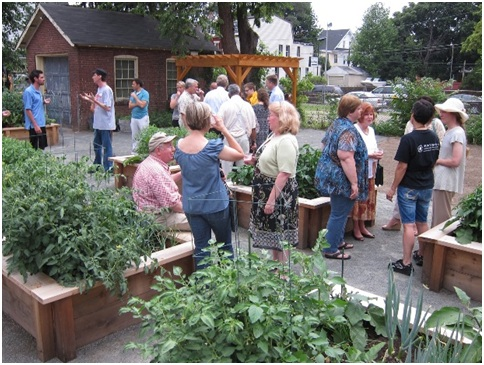 Giant Corn Fields and Community Gardens - The Sustainist