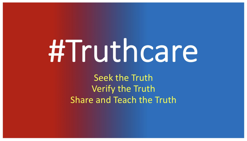 Truthcare graphic